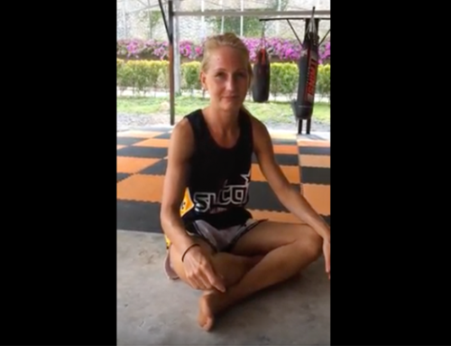 Being a female Muay Thai fighter- An interview with Moa Persson